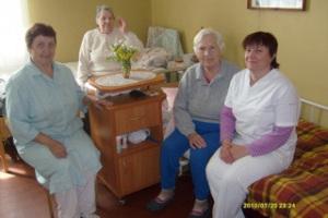 Ziedojums Ķeguma sociālajam aprūpes centram